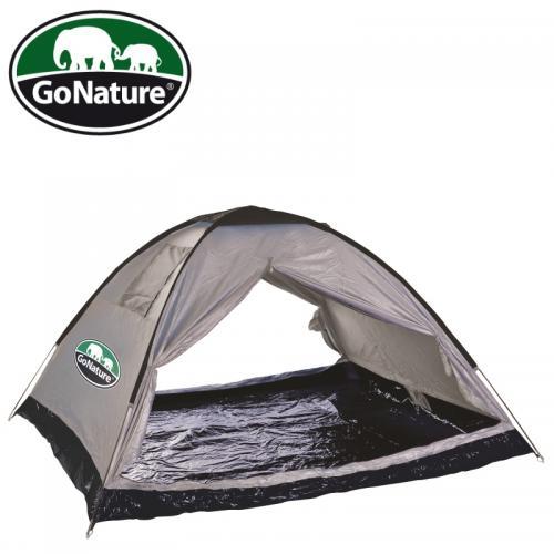 אוהל לארבעה אנשים עם 2 פתחים