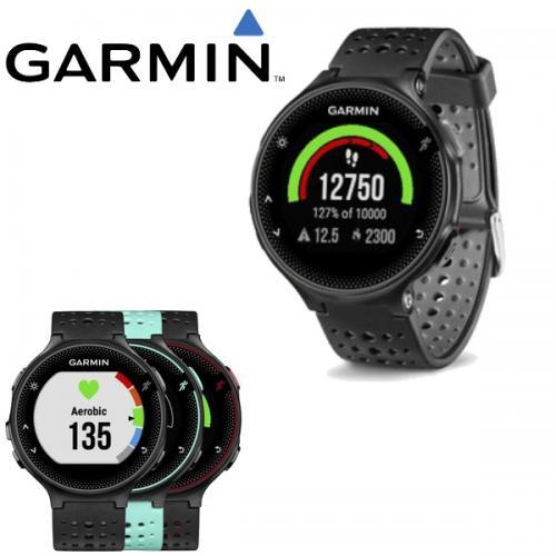 שעון דופק מתקדם עם GPS מובנה - ללא צורך ברצועה Garmin