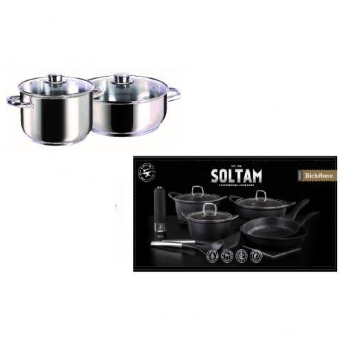 מארז איכותי וגדול במיוחד למטבח SOLTAM