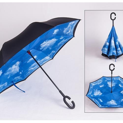 המטריה המתהפכת - פטנט מהפכני!