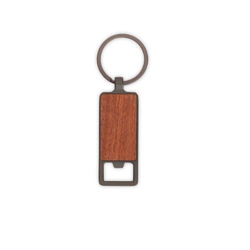 מחזיק מפתחות עם פותחן בקבוק