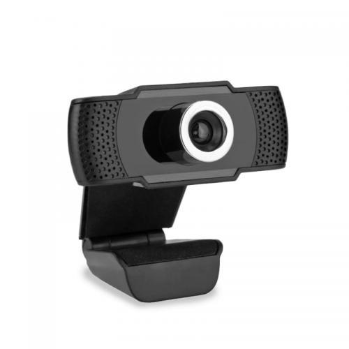 מצלמת אינטרנט איכותית למחשב עם מיקרופון מובנה HD
