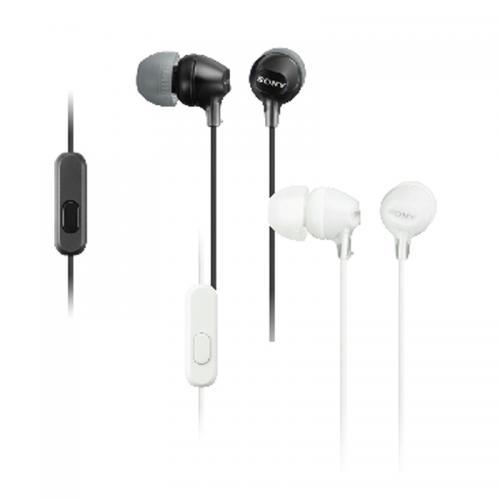 אוזניות כפתור IN EAR  של המותג SONY