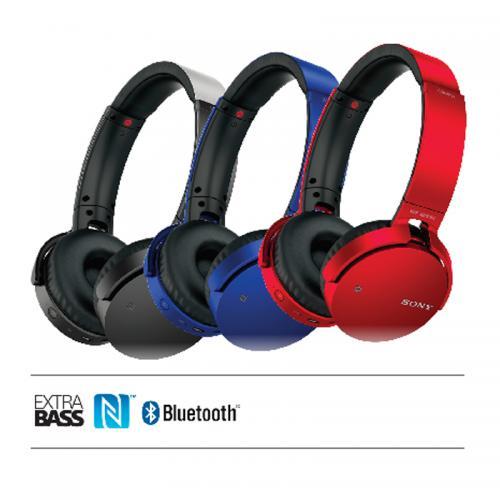 אוזניות דינמיות BT, NFC