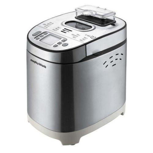 מכשיר משולב לאפיית לחמים ומאכלים נוספים בעל תא להכנסת תוספות- Morphy Richards