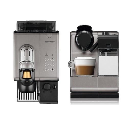מכונת קפה נספרסו דגם Lattissima Touch