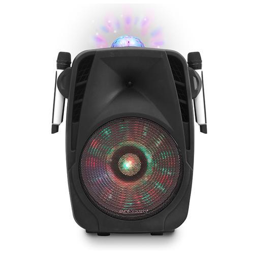בידורית ניידת 300W עם תאורת דיסקו מקצועית
