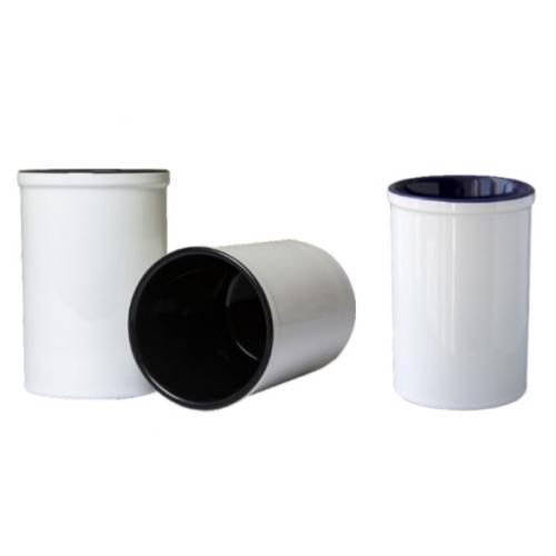 כוס קרמיקה גדולה לעפרונות - מתאימה למיתוג