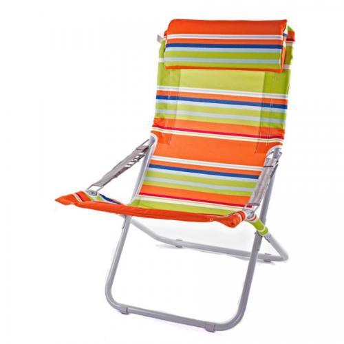 כסא מתקפל גדול ונוח לים