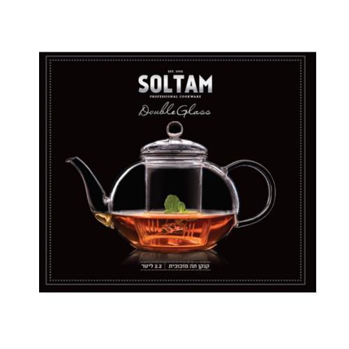 קנקן תה 2.2 ליטר