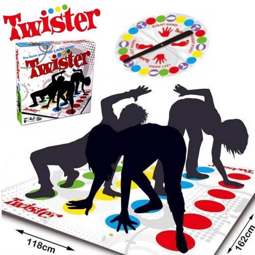טוויסטר (פלונטר)  משחק ענק לכל המשפחה