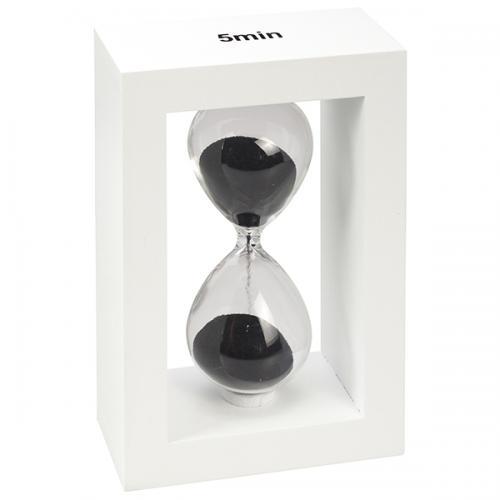 שעון חול סופר חמש דקות