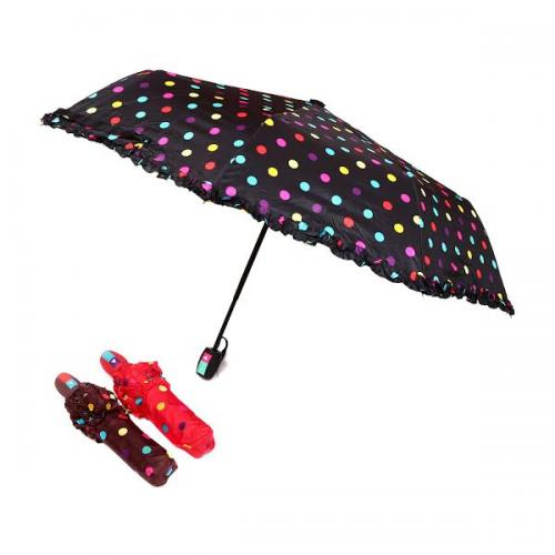 """מטריה """"23  נשים זרועות סיליקון פתיחה אוטומטית"""