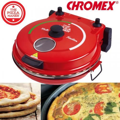 PIZZA MAKER - תנור להכנת פיצה CHROMEX