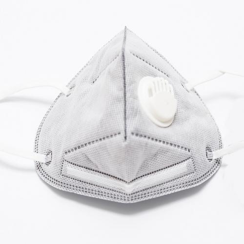 מסכת מגן נשימתית KN95 עם אביזר נשימה