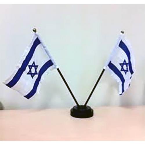 דגל ישראל שולחני