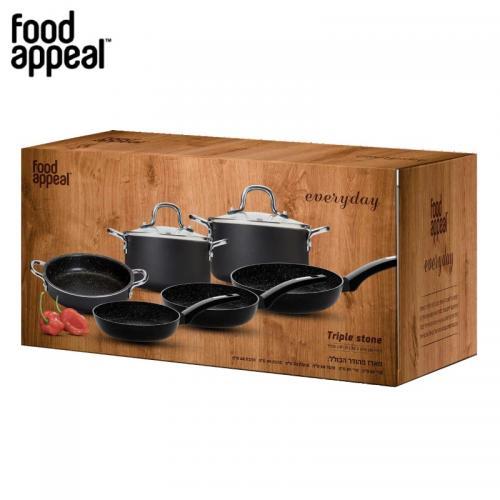 סט 9 חלקים איכותי ושימושי מבית Food Appeal