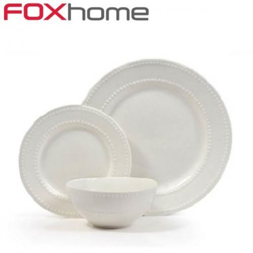 האירוח המושלם עם סט צלחות מבית FOX HOME