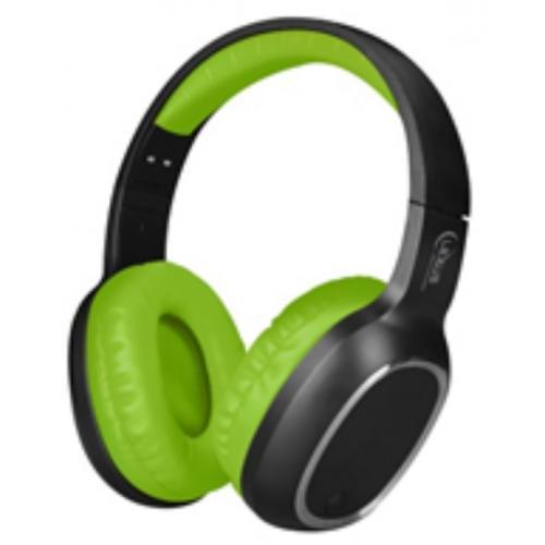 אוזניות סטריאו אלחוטיות עם מיקרופון מובנה