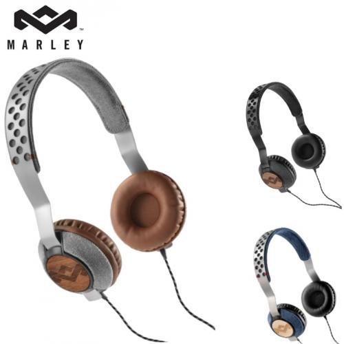 אוזניות מעוצבות ואיכותיות מסוג LIBERATE ON EAR מבית House of marley