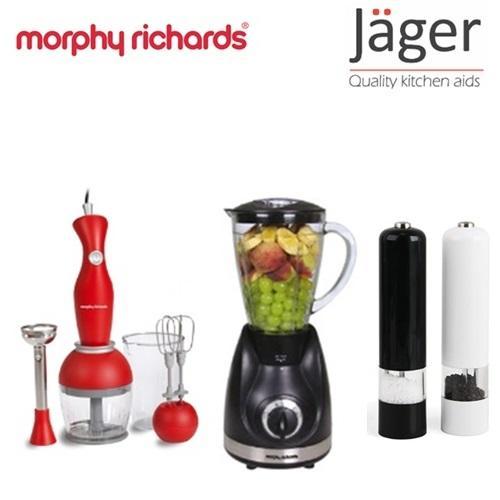 סט חשמלי מדליק ושימושי למטבח Morphy richards