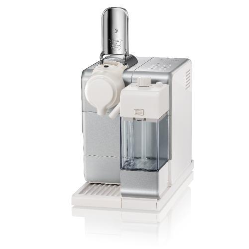 Nespresso Letissima Touch coffeemaker in white \ silver \ black