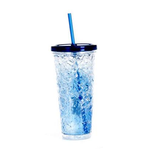 כוס הקפאה רב פעמית עם קש