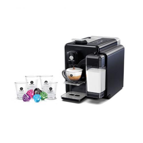 מכונת קפה One Touch מבית Club Espresso + ערכת טעימות