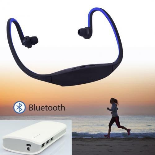 חבילת גאדג'טים ספורטיבית הכוללת אוזניות בלוטוס וסוללת גיבוי עוצמתית במיוחד!
