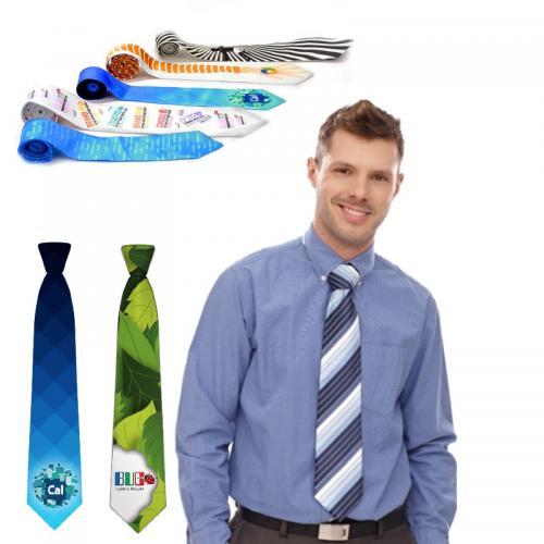 עניבה ממותגת לעסק שלך