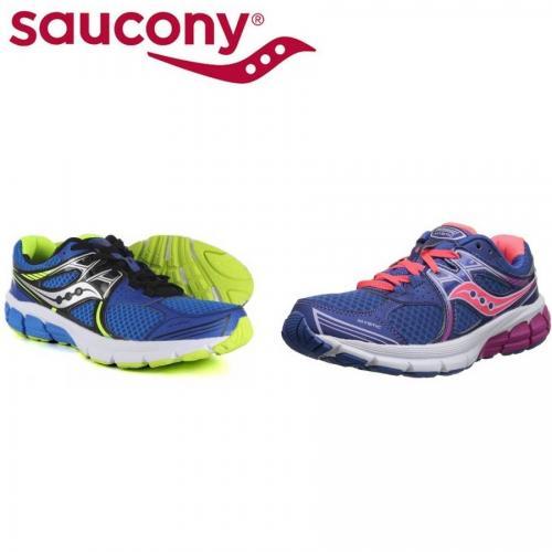 שובר לרכישת נעלי ספורט ברשת החנויות Saucony
