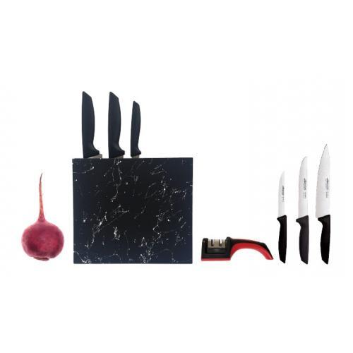 מארז מזוודה מהודר ARCOS בלוק לאחסון סכינים