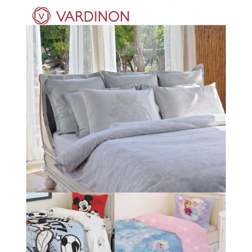 מארז משפחתי מפנק לשינה נעימה -מצעי כותנה למבוגרים ומצעי ילדים לבחירה vardinon