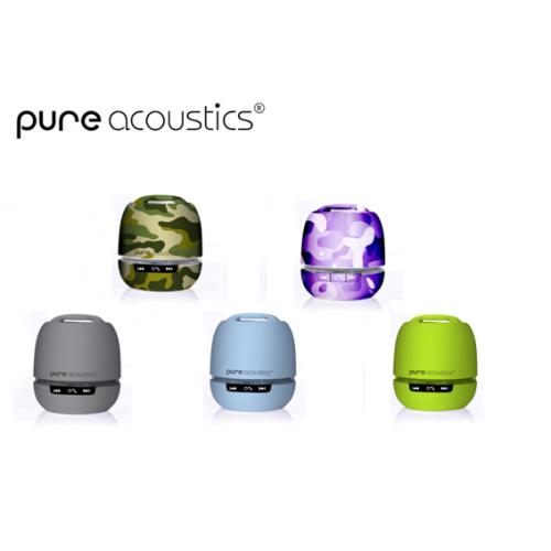 רמקול בלוטות דיבורית נייד Pure acoustics